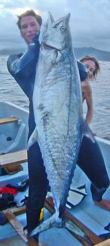 Spanish Mackerel Spearfishing Record Ibsrc
